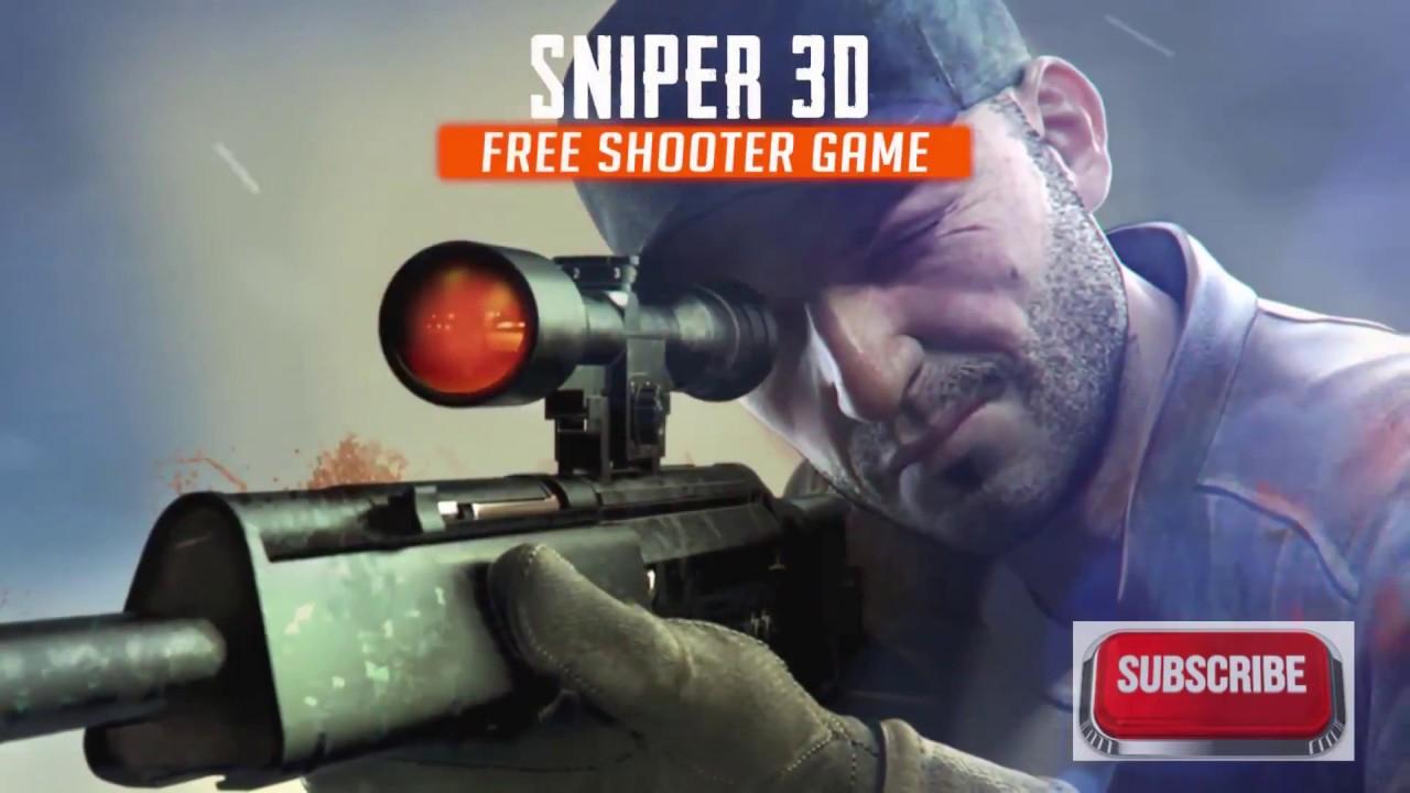 Sniper 3D Assassin Jeux De Tir Gratuit Fps avec Jeux De Tire Gratuit