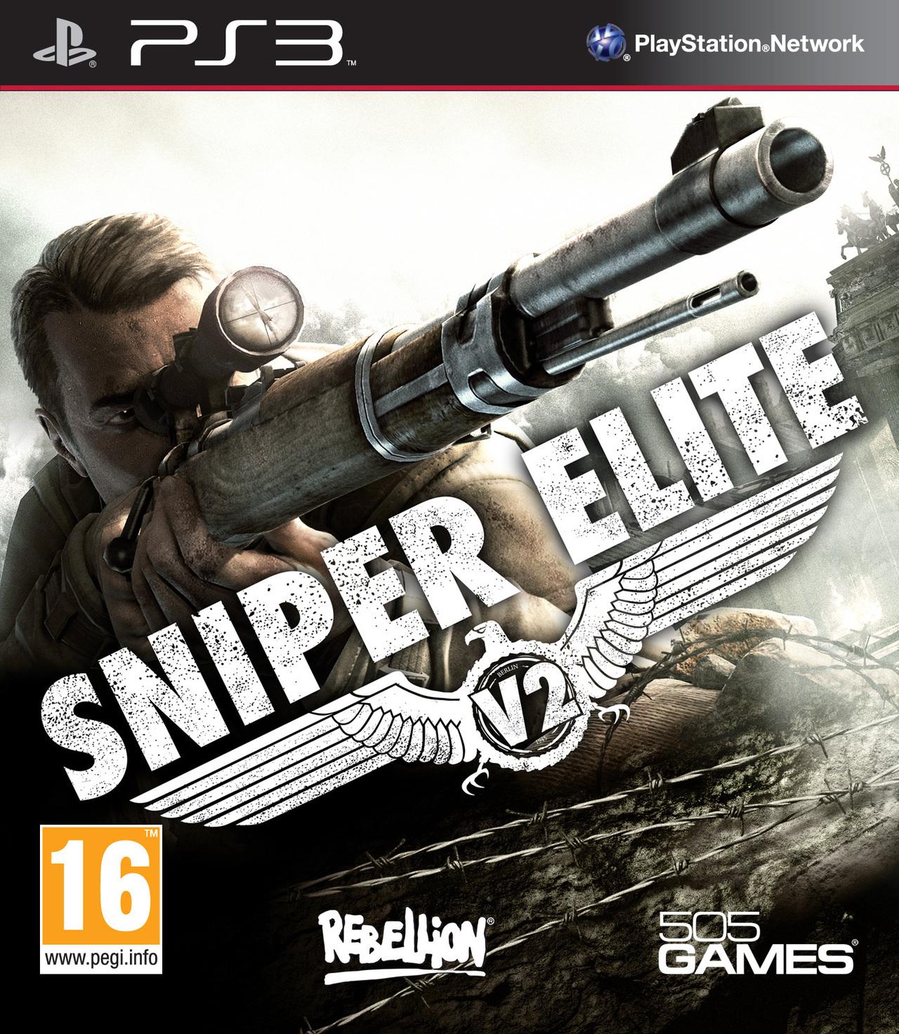Sniper Elite V2 Sur Playstation 3 - Jeuxvideo pour Jeux De Tir 2