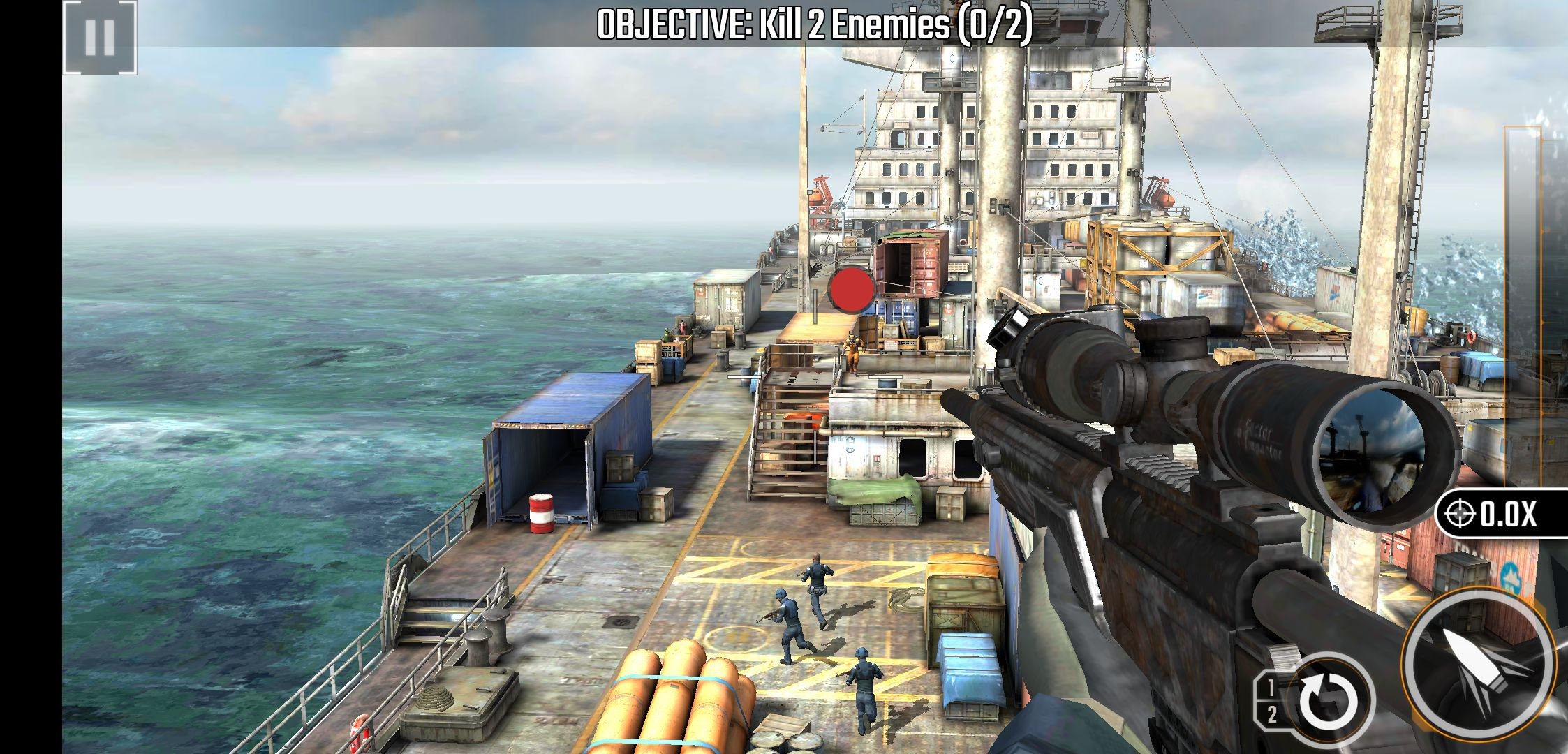 Sniper Strike 4.402 - Télécharger Pour Android Apk Gratuitement pour Jeux De Tire Gratuit