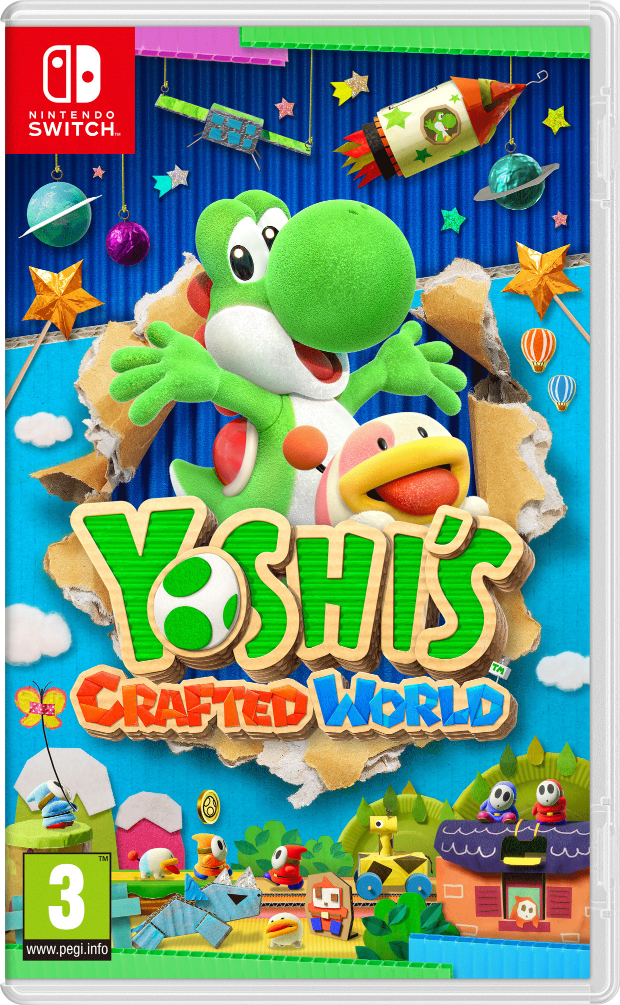 Soluce Yoshi's Crafted World : Guide Complet, Astuces Sur dedans Jeu Chasse Taupe