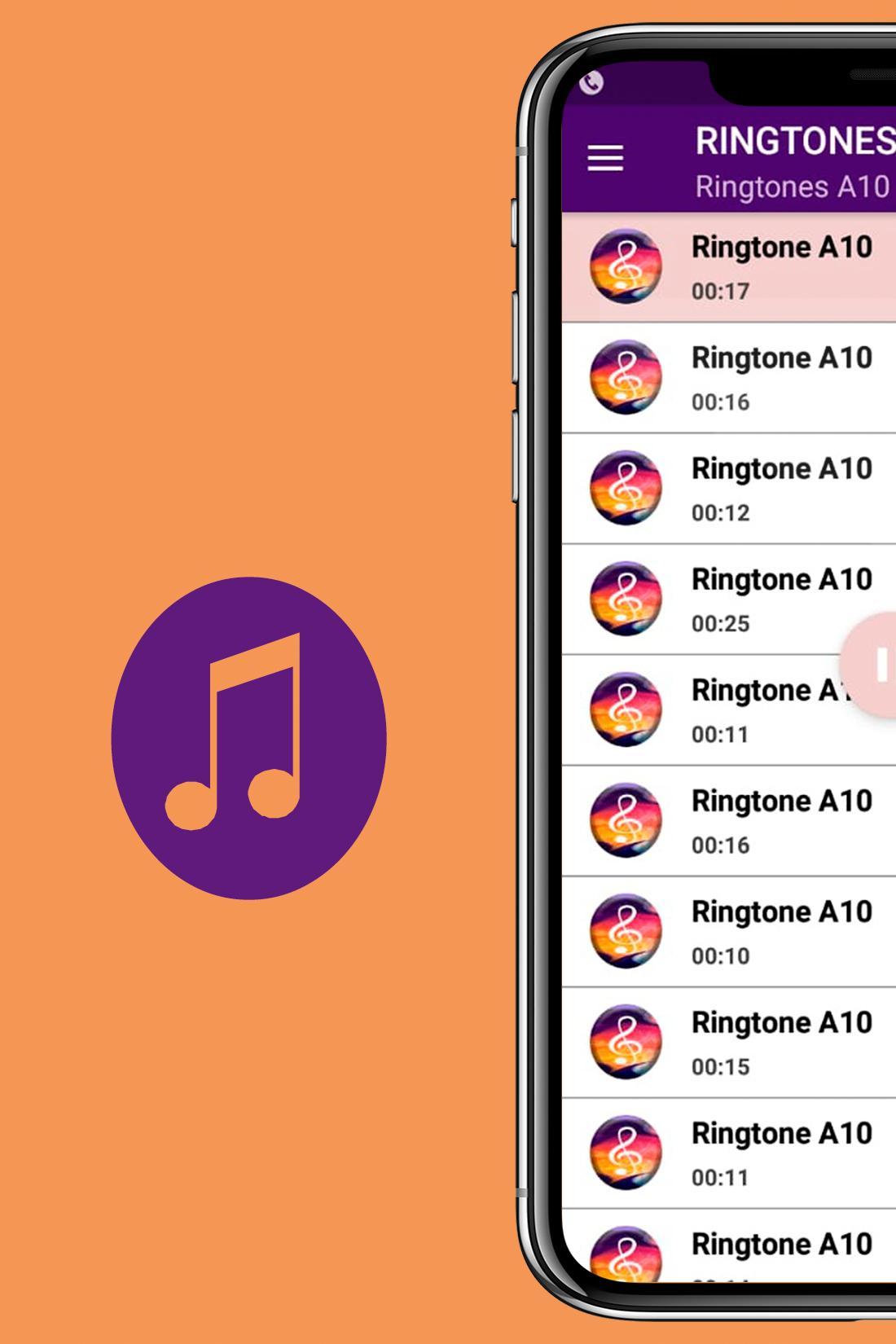 Sonnerie Gratuite A10 Pour Android - Téléchargez L'apk serapportantà A10 Jeux Gratuit