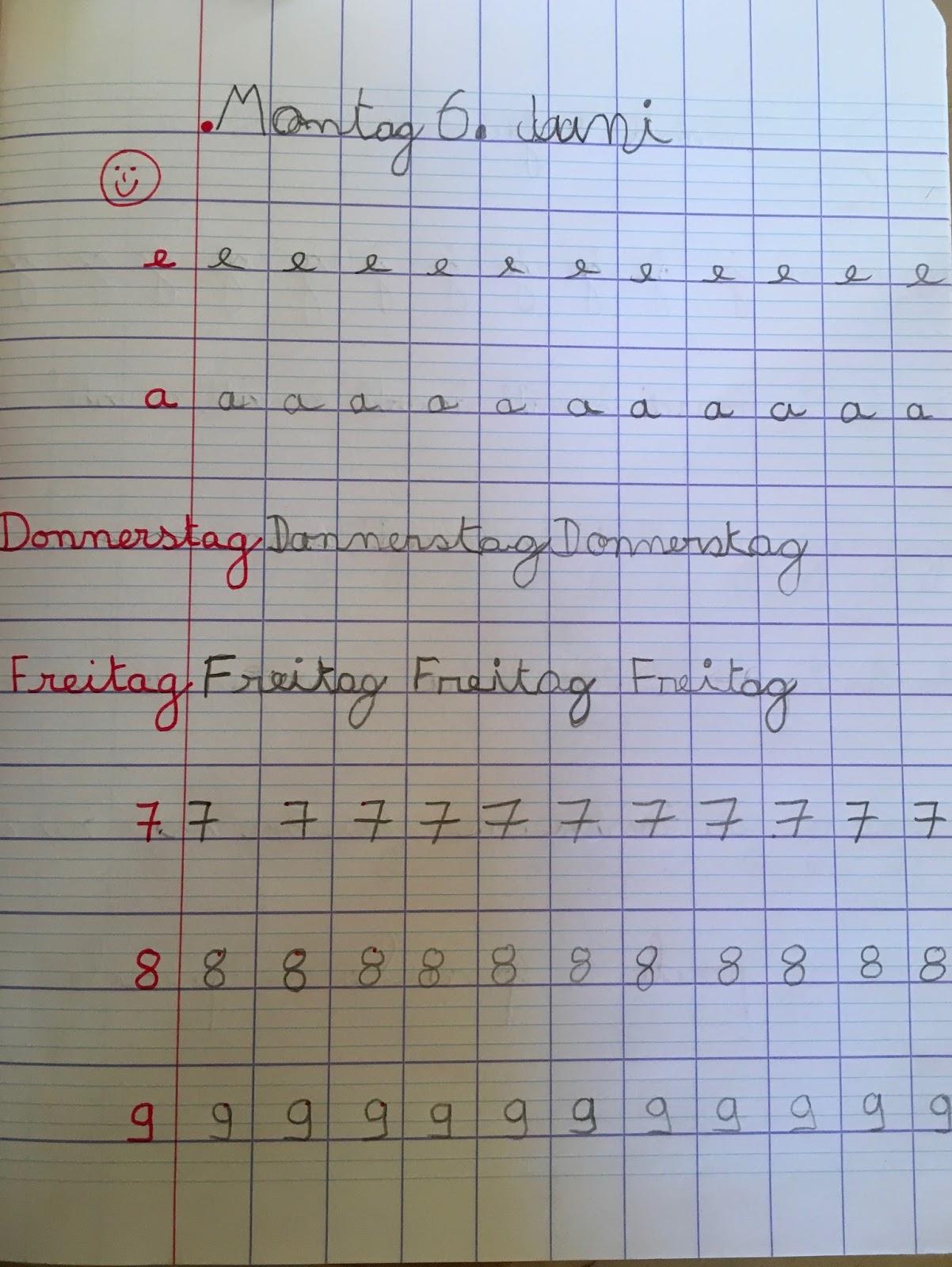 Sos-Ecriture : Le Blog: Idées Pour Bien Apprendre À Écrire concernant Cahier D Écriture Maternelle