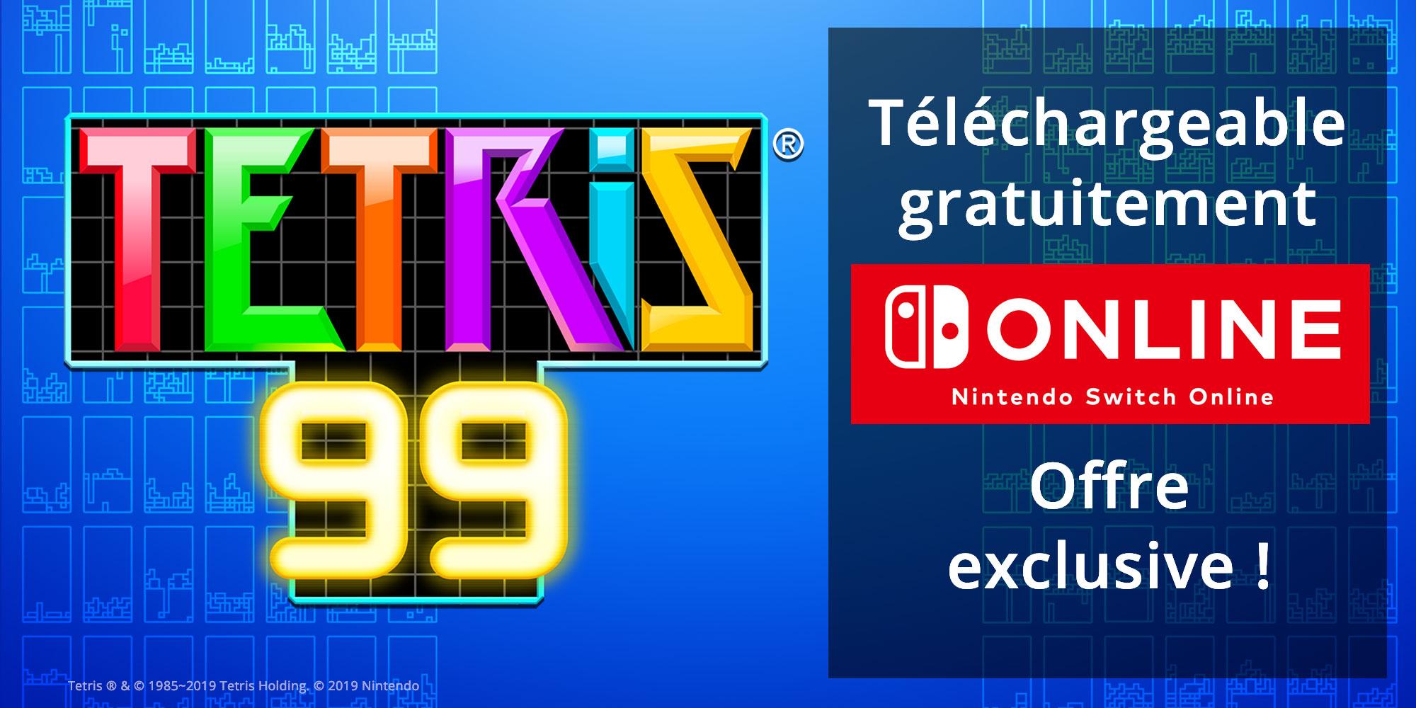 Soyez À Bloc Dans Tetris® 99 Grâce À Nos Astuces ! | News à Puissance 4 En Ligne Gratuit Contre Autre Joueur