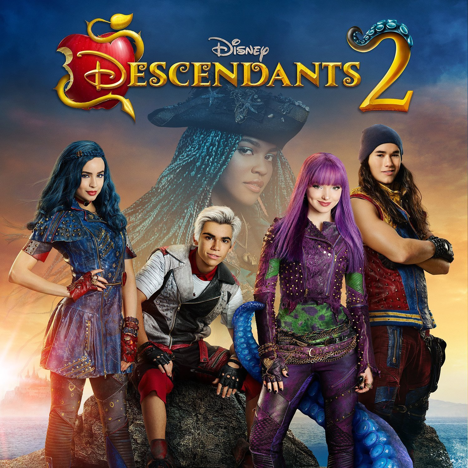 "Space Between - Paroles De La Chanson Dans ""descendants 2 destiné Jeux De Descendants"