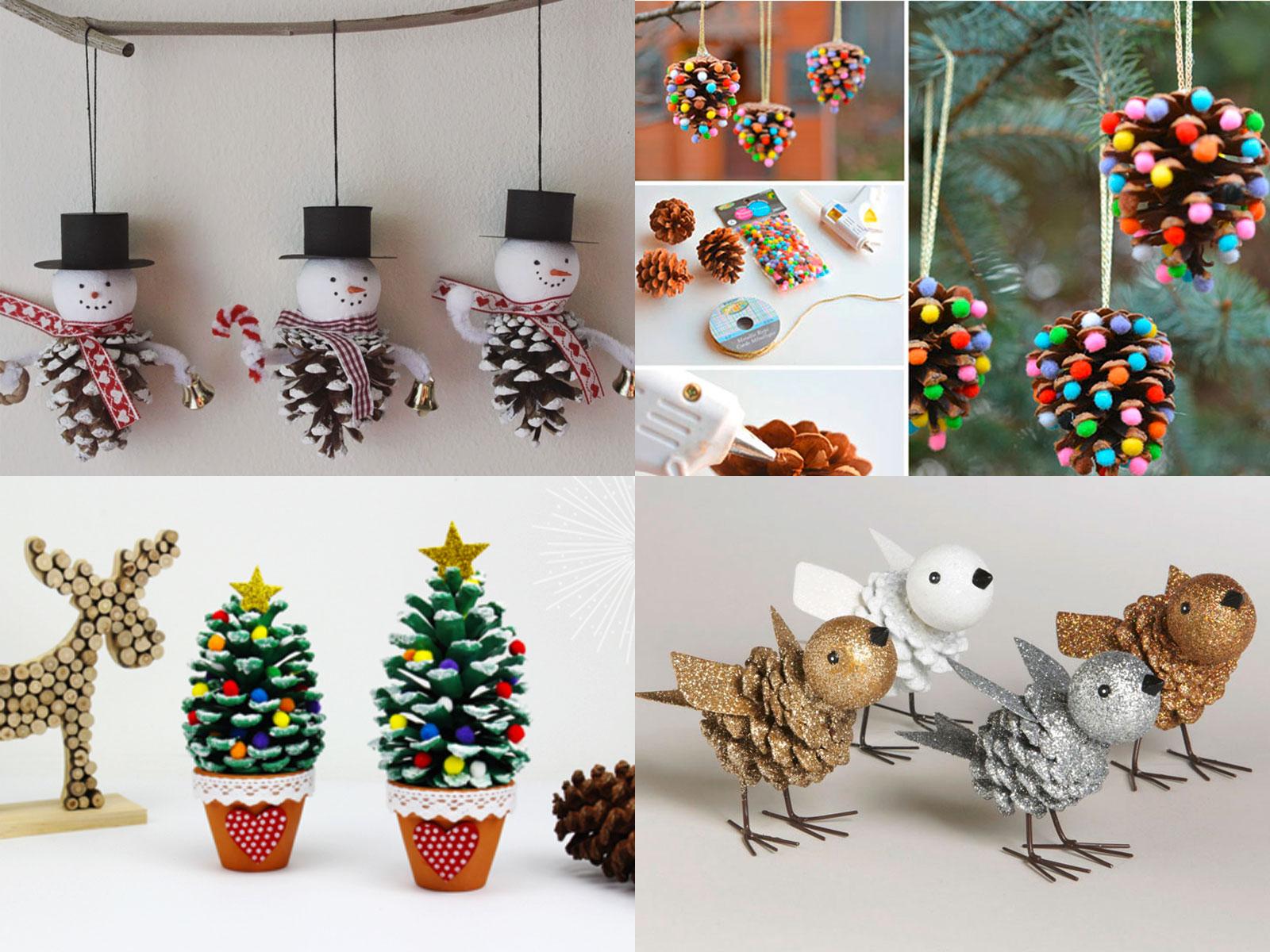 Spécial Fêtes: Nos Bricolages De Noël intérieur Activités Manuelles Enfants Noel