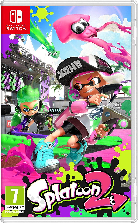 Splatoon 2 Sur Nintendo Switch - Jeuxvideo tout Jeux De Tir 2