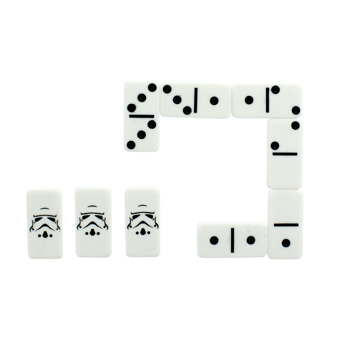 Star Wars Galactic Empire Dominoes pour Jeu De Domino Gratuit Contre L Ordinateur
