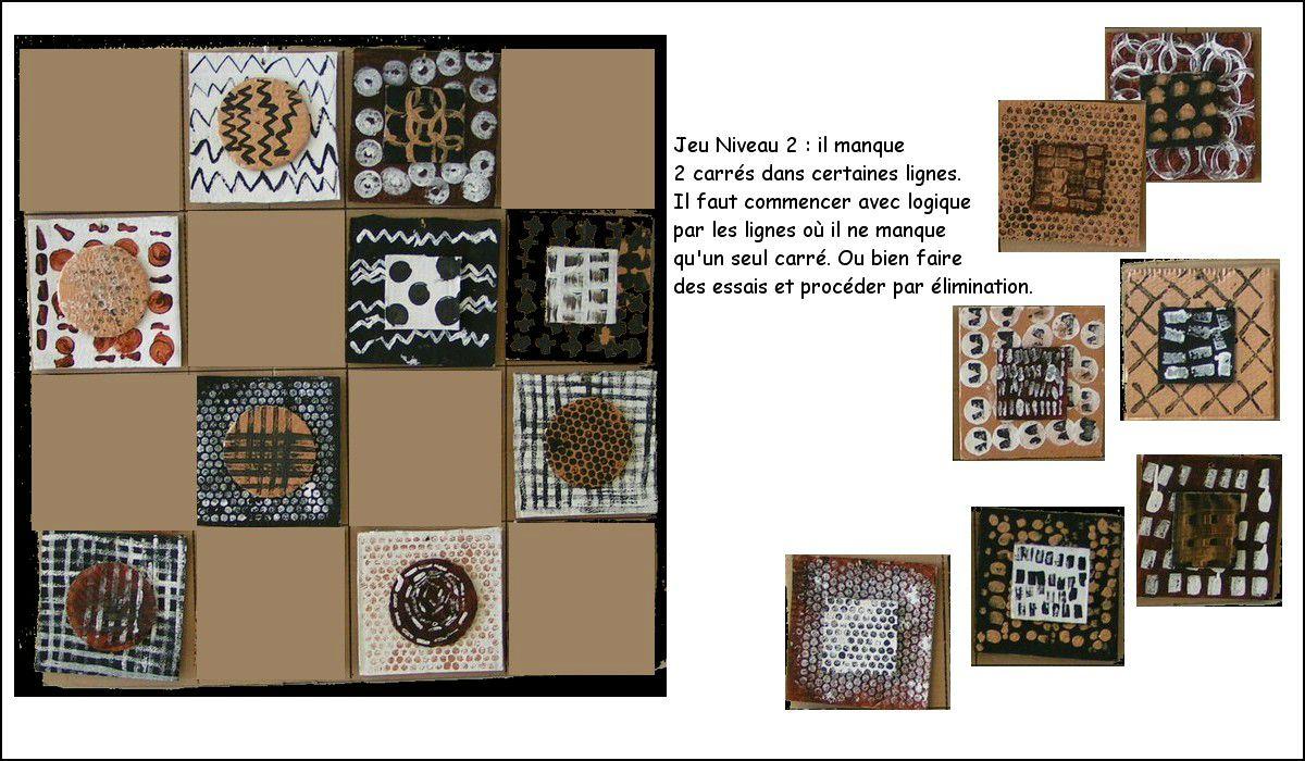 Sudoku Africain - Le Tour De Mes Idées concernant Jeux Sudoku À Imprimer