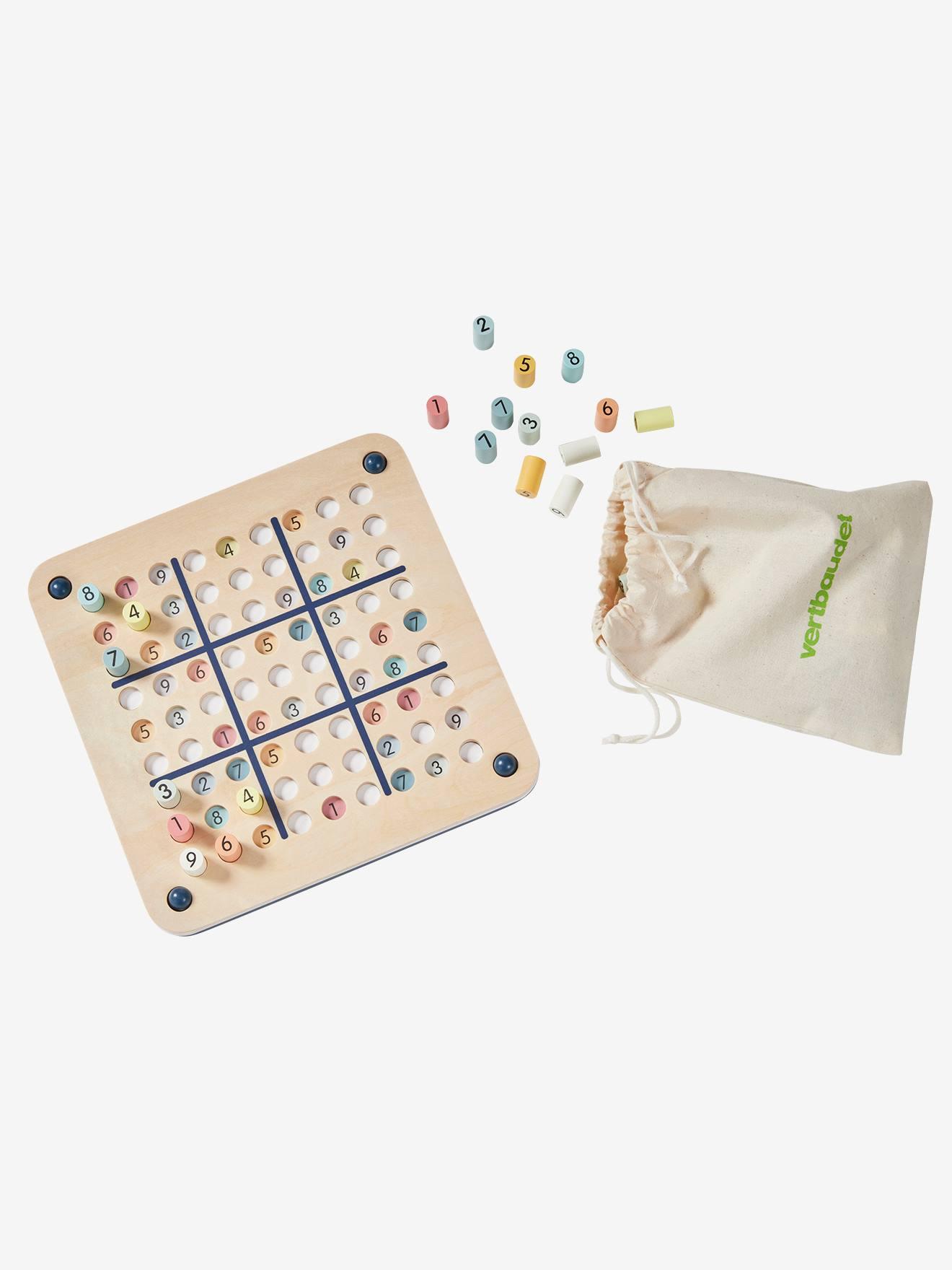 Sudoku Des Couleurs - Multicolore, Jouet à Sudoku Vierge
