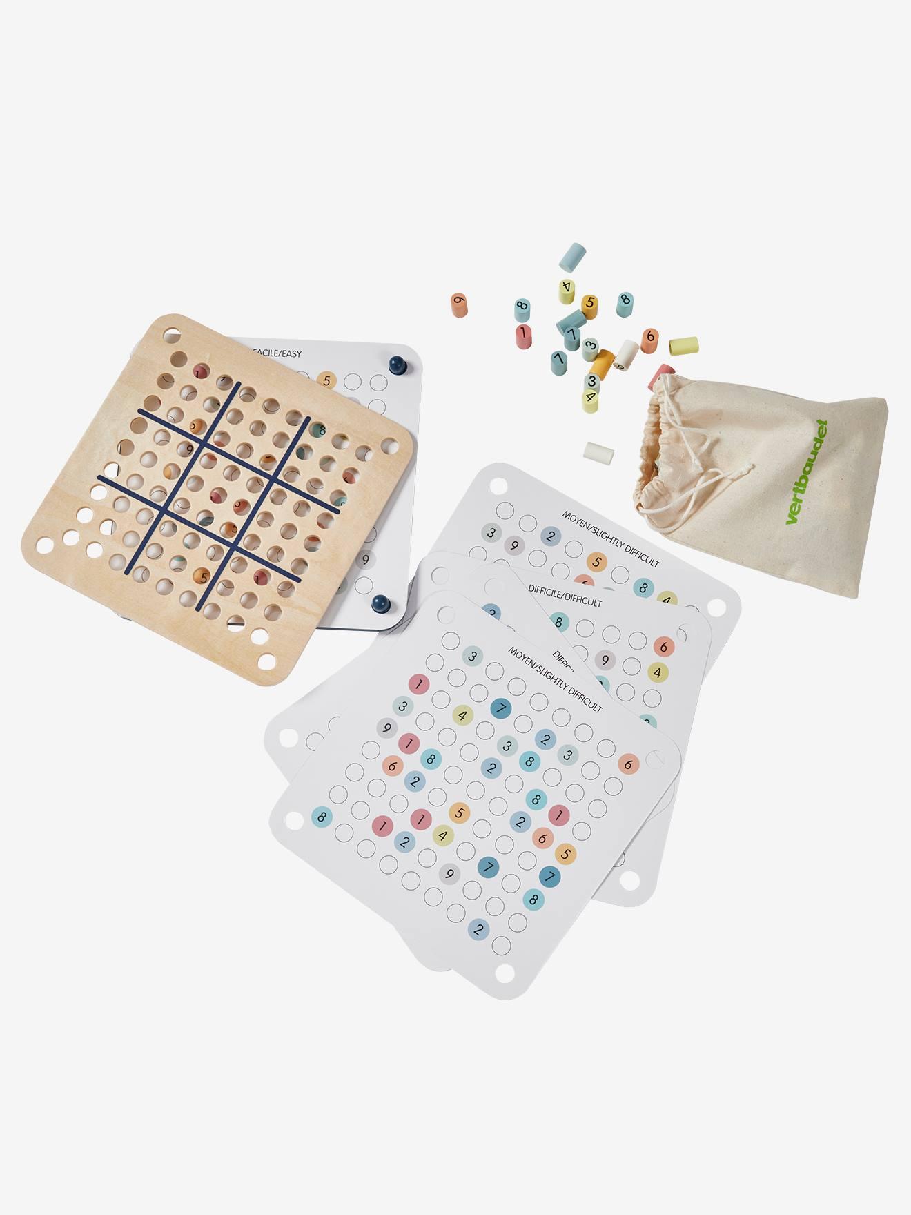 Sudoku Des Couleurs - Multicolore, Jouet pour Sudoku Vierge