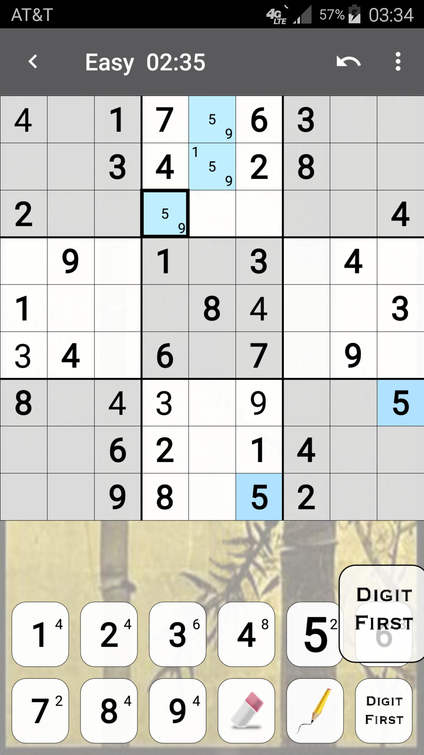 Sudoku For Android - Apk Download concernant Telecharger Sudoku