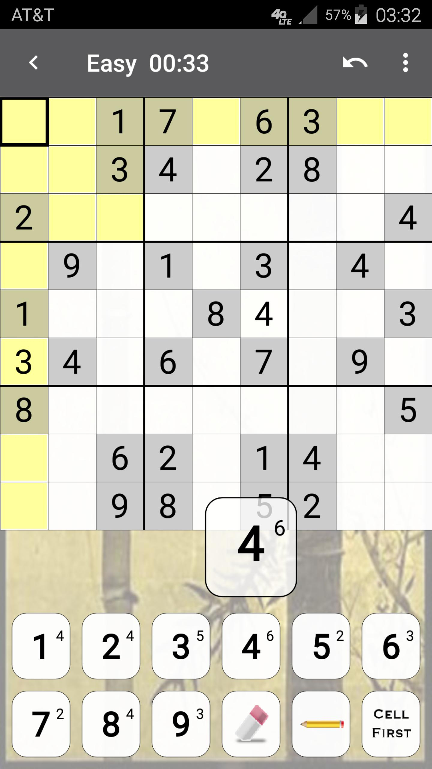 Sudoku For Android - Apk Download serapportantà Telecharger Sudoku