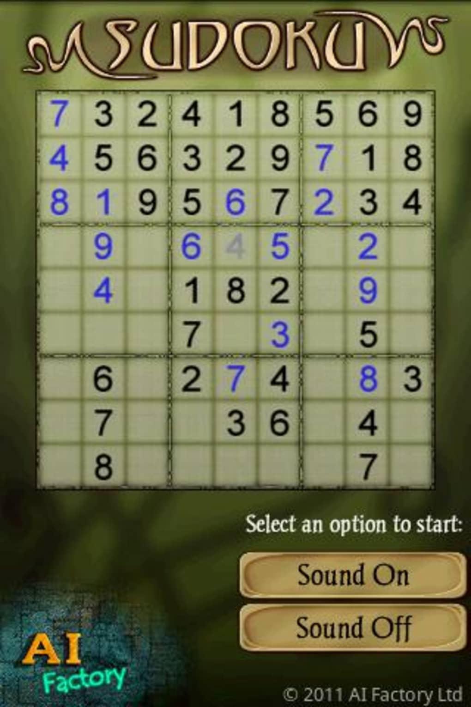 Sudoku Free Apk Pour Android - Télécharger à Logiciel Sudoku Gratuit