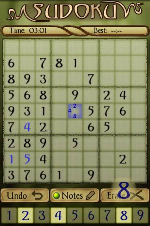 Sudoku Free Apk Pour Android - Télécharger encequiconcerne Telecharger Sudoku