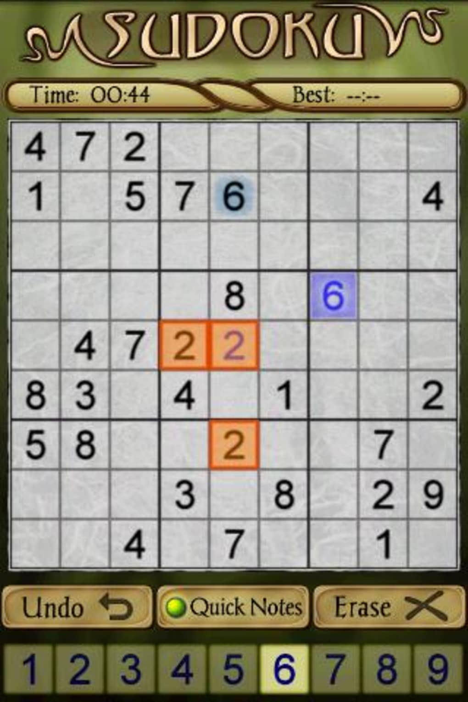 Sudoku Free Apk Pour Android - Télécharger intérieur Logiciel Sudoku Gratuit
