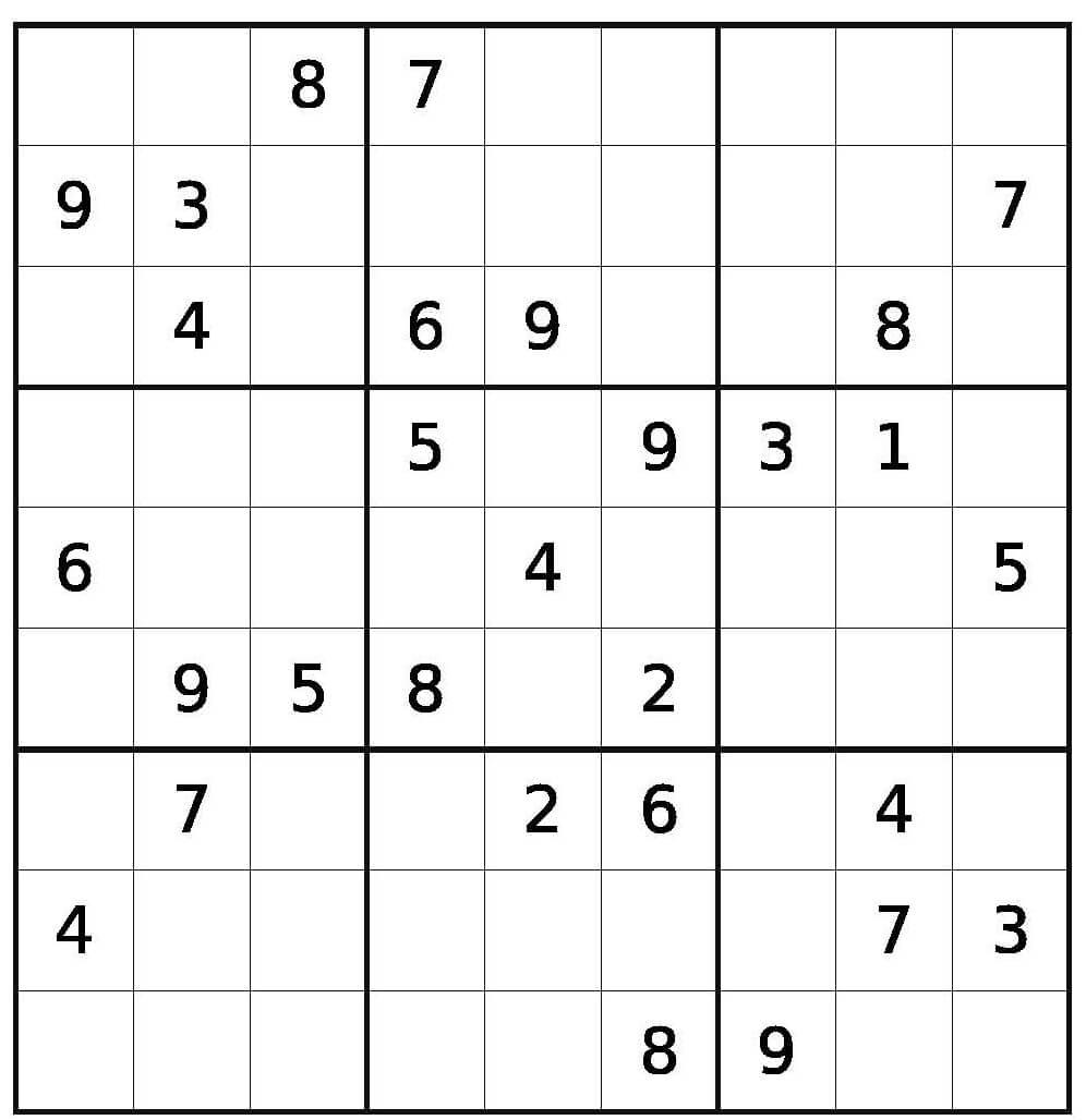 Sudoku Medium Download Free | Telugu Bible Pdf Books Free tout Sudoku Grande Section