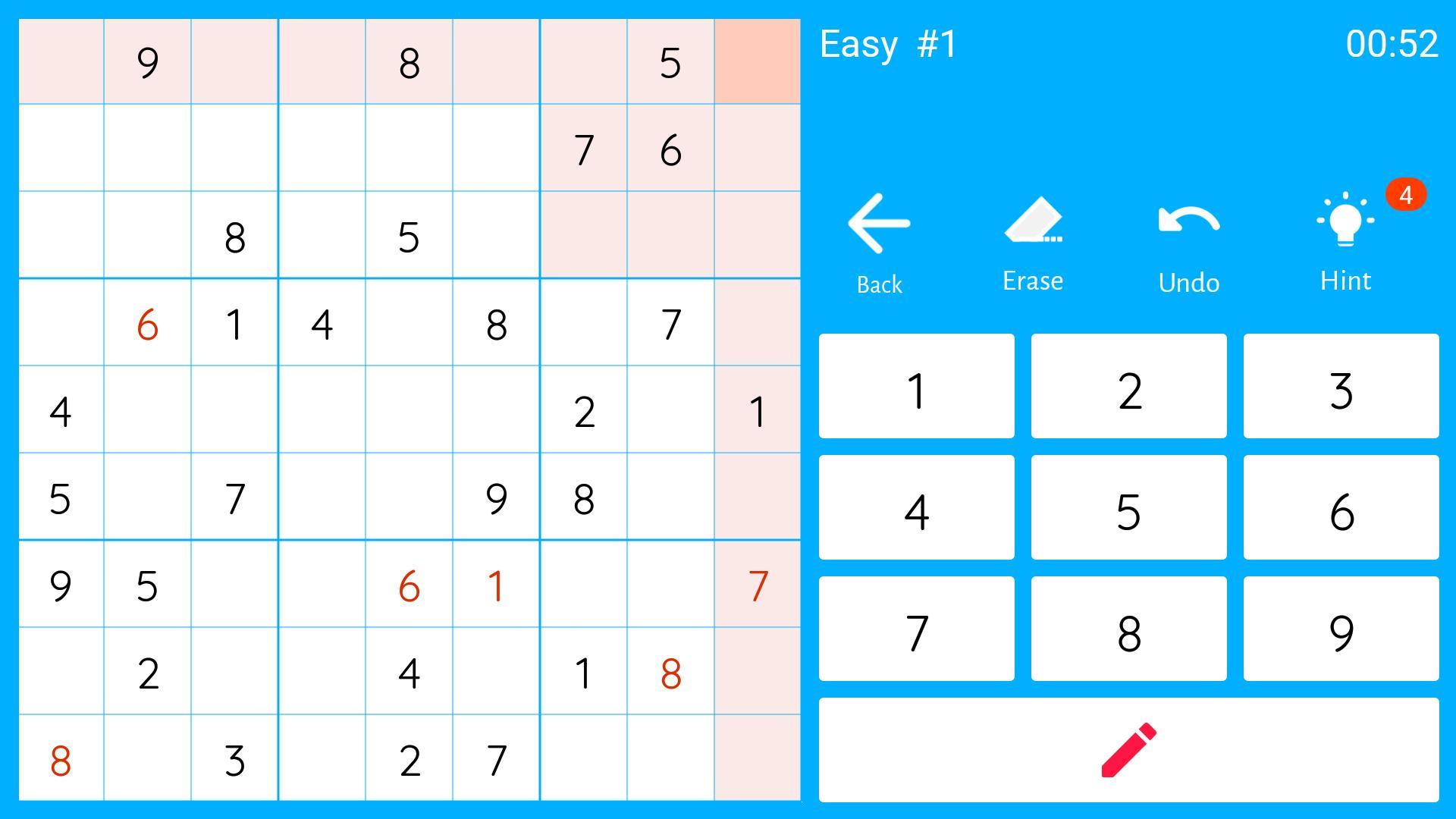 Sudoku Pro - Ad Free Pour Android - Téléchargez L'apk à Telecharger Sudoku