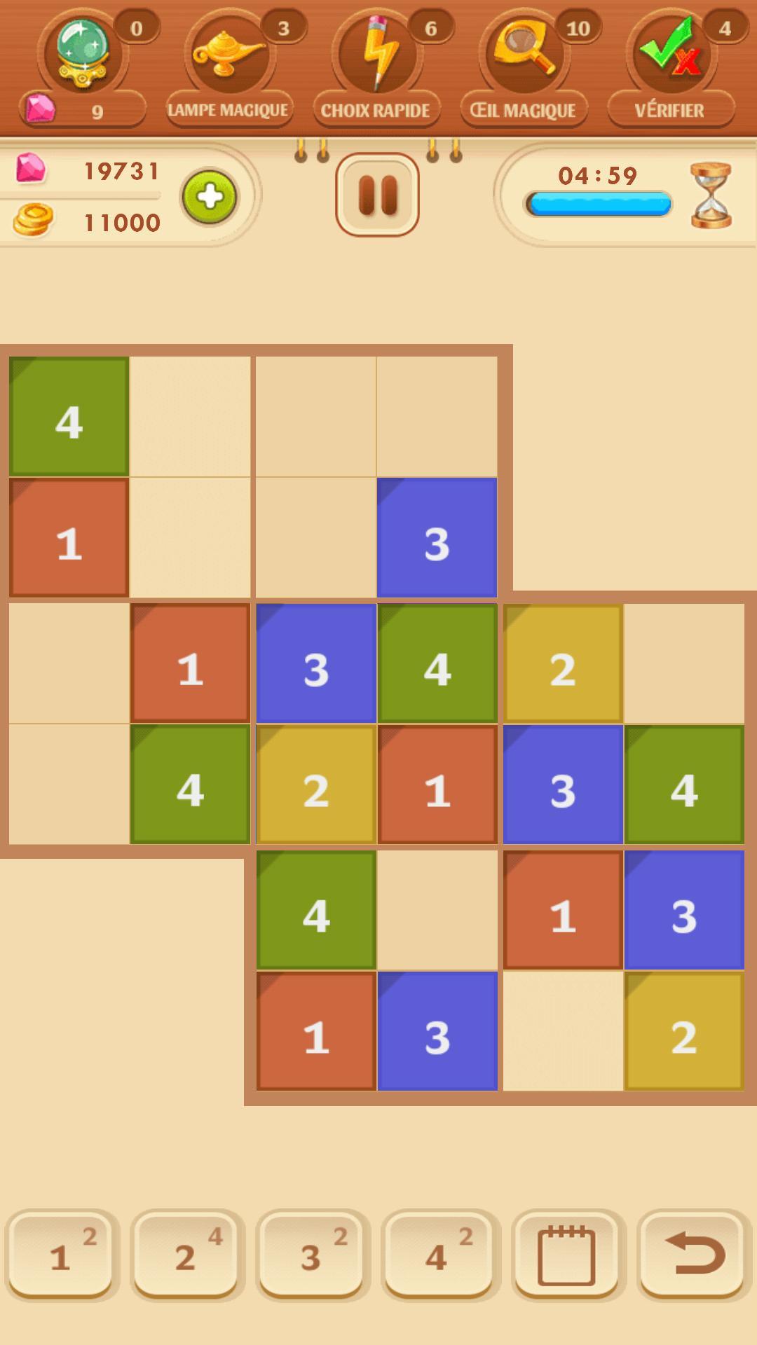 Sudoku Quest Pour Android - Téléchargez L'apk à Sudoku Vierge