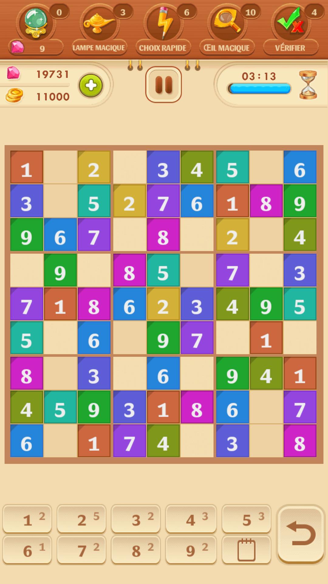 Sudoku Quest Pour Android - Téléchargez L'apk encequiconcerne Sudoku Vierge