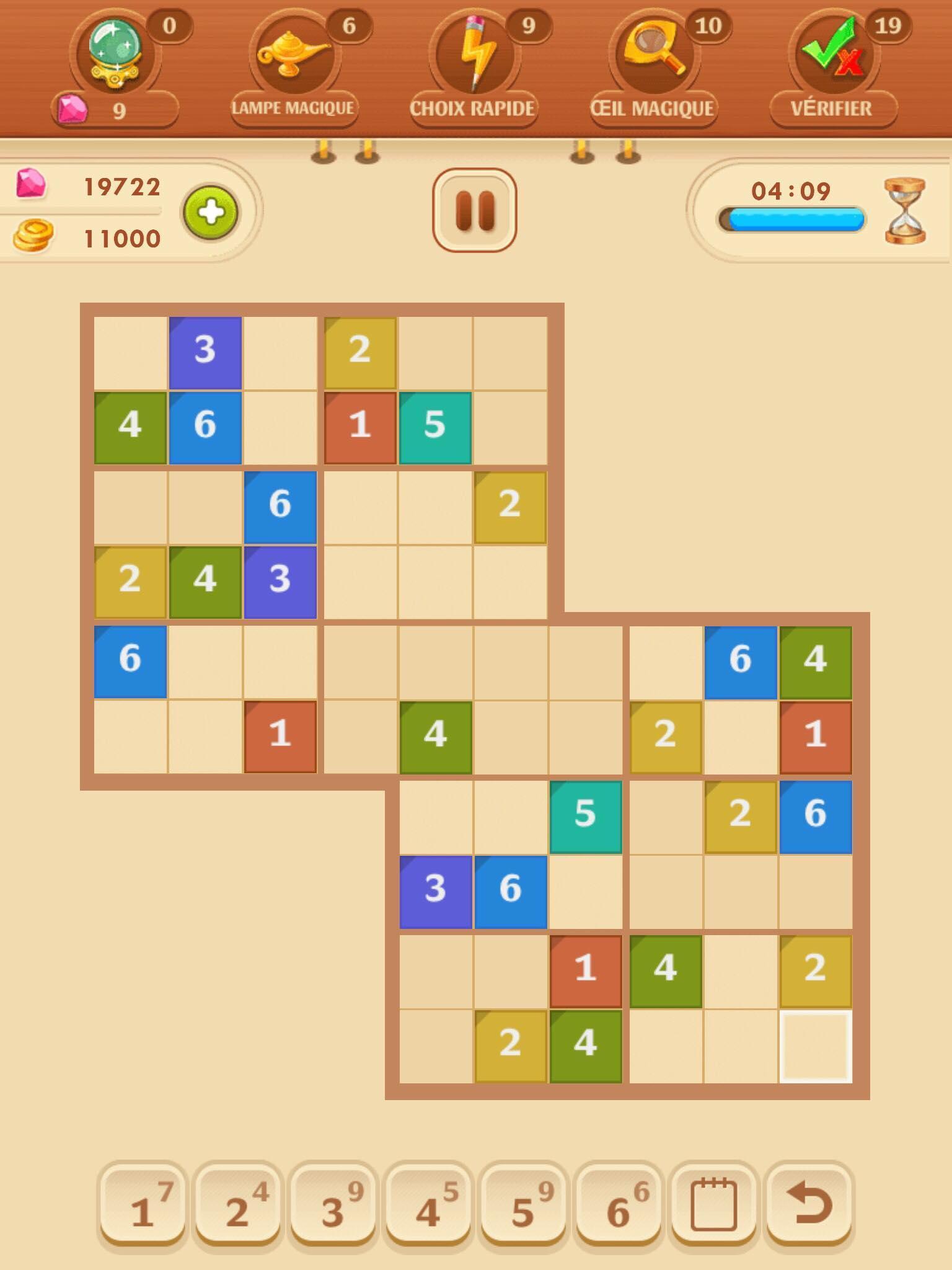Sudoku Quest Pour Android - Téléchargez L'apk tout Sudoku Vierge