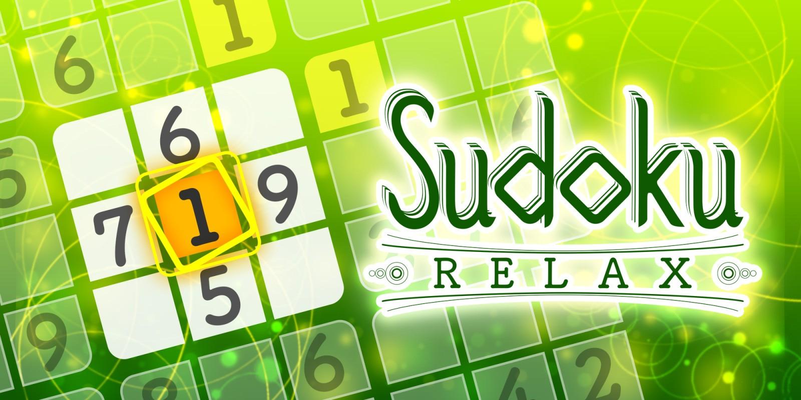 Sudoku Relax | Jeux À Télécharger Sur Nintendo Switch | Jeux destiné Logiciel Sudoku Gratuit