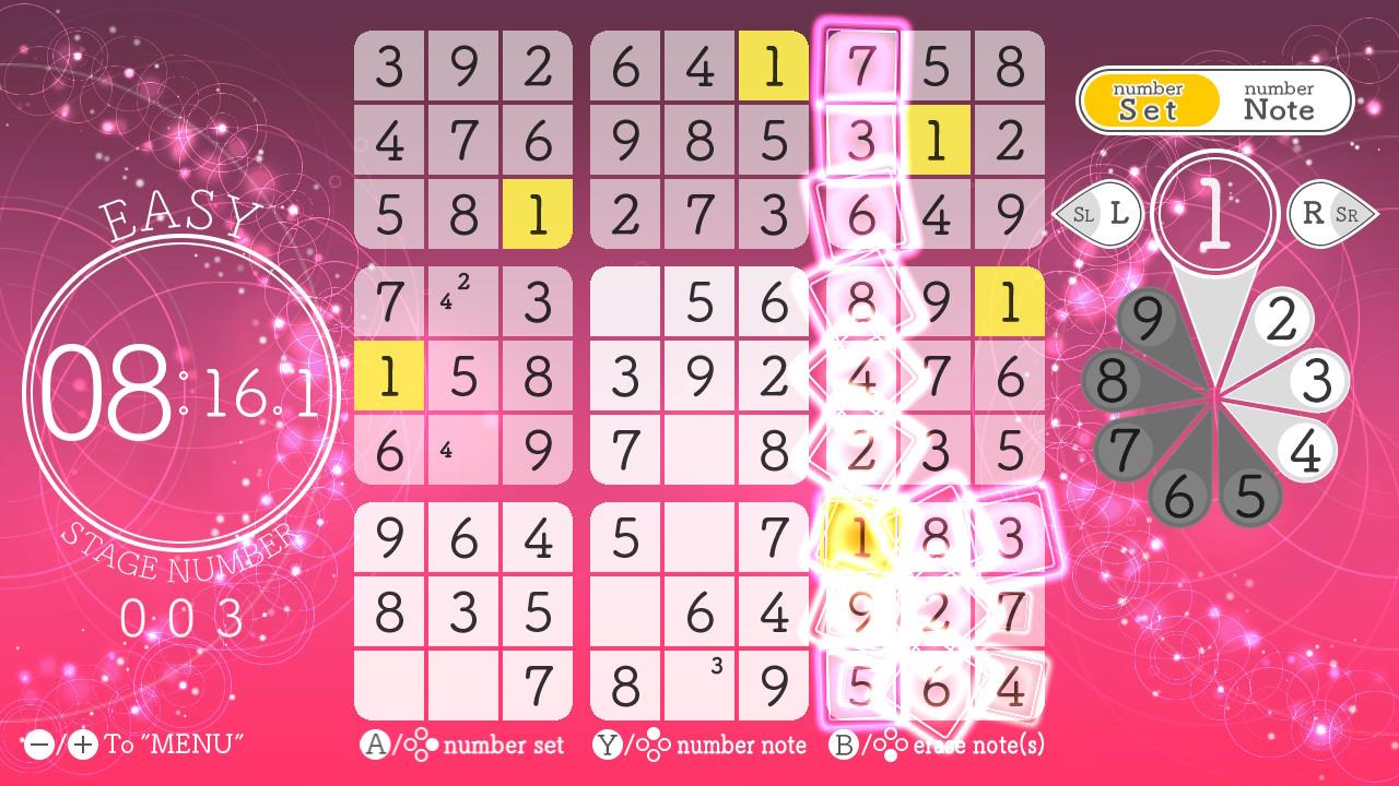 Sudoku Relax | Jeux À Télécharger Sur Nintendo Switch | Jeux intérieur Logiciel Sudoku Gratuit