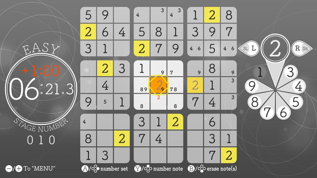 Sudoku Relax | Jeux À Télécharger Sur Nintendo Switch | Jeux serapportantà Telecharger Sudoku
