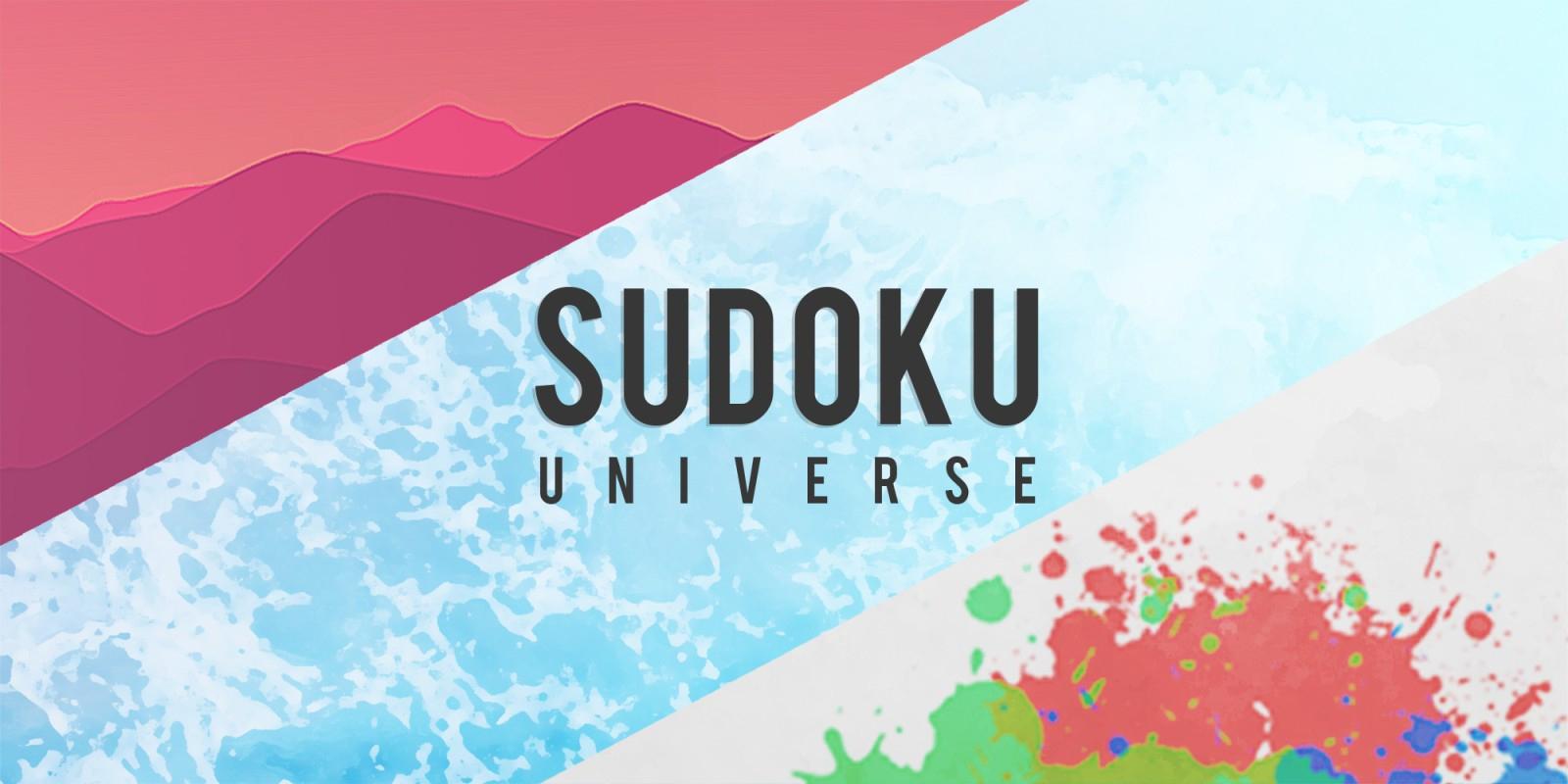 Sudoku Universe | Jeux À Télécharger Sur Nintendo Switch concernant Telecharger Sudoku