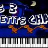 Synthesia [Piano Tutorial] Adibou - Les 3 Petits Chats tout Adibou Voiture