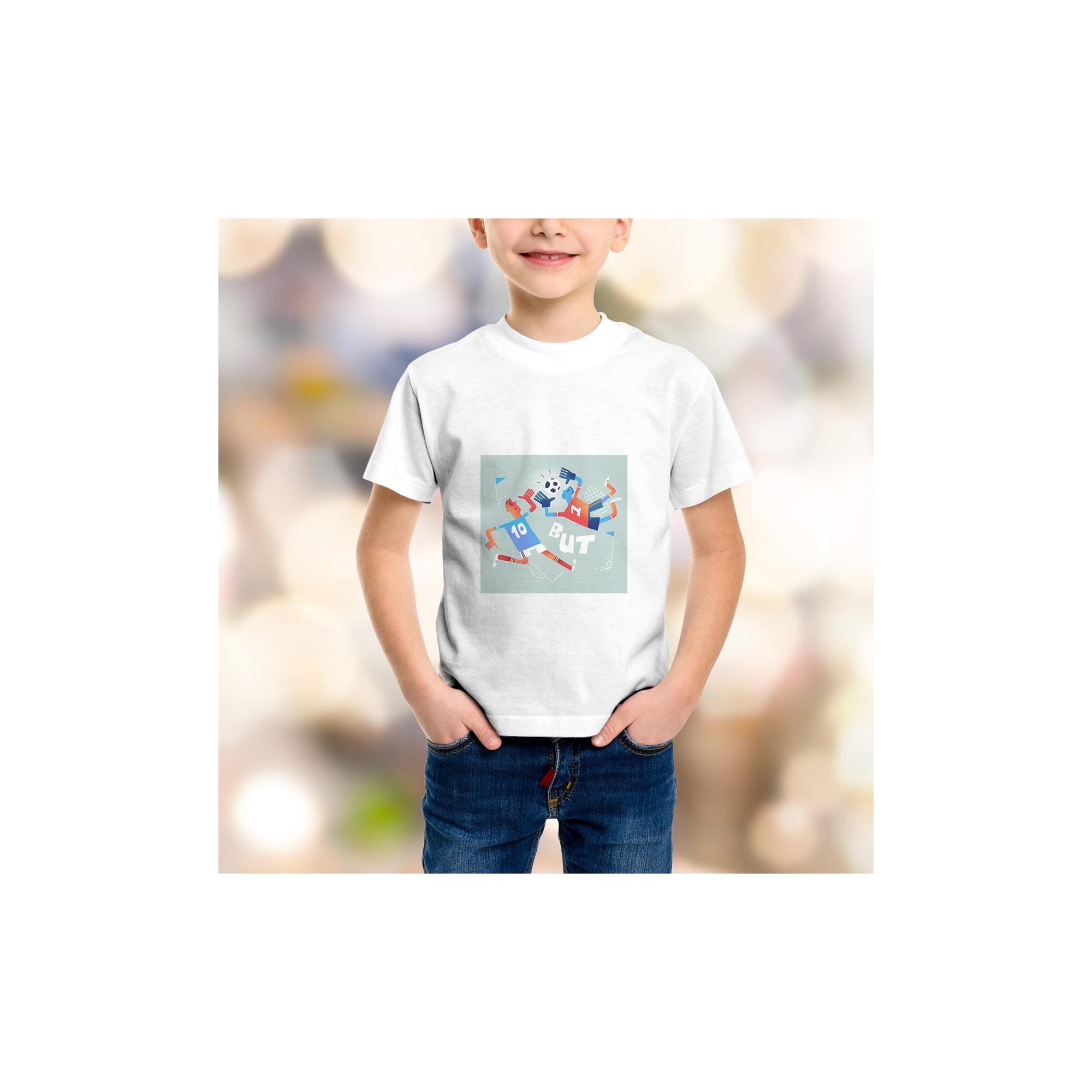 T-Shirt Enfant Foot But ! intérieur But Foot Enfant