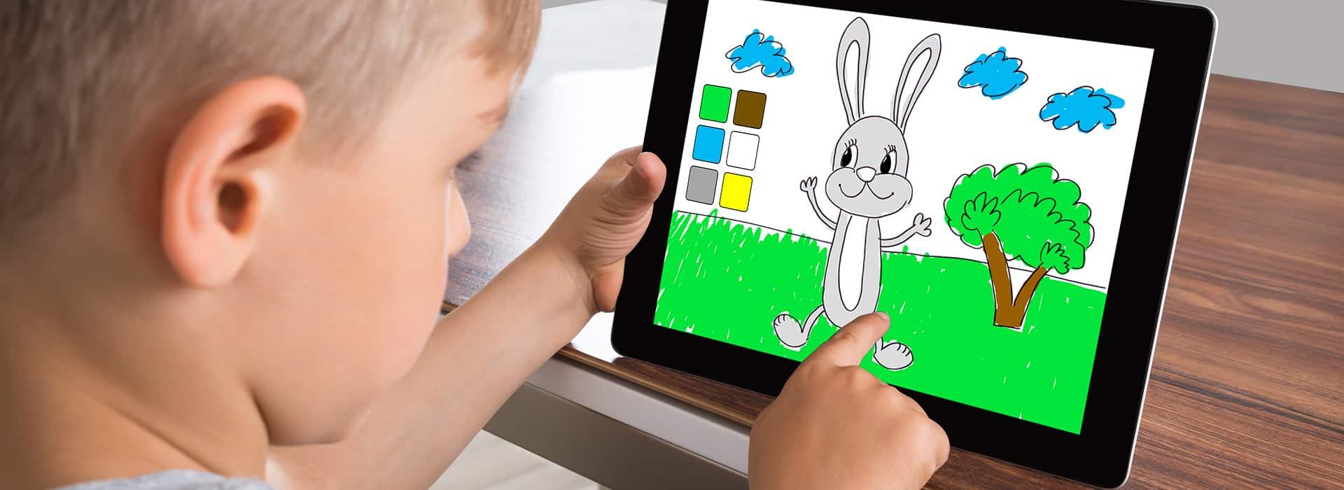 Tablette Enfant : Voici Les Meilleurs Modèles À Offrir En 2020 destiné Tablette Pour Enfant De 4 Ans