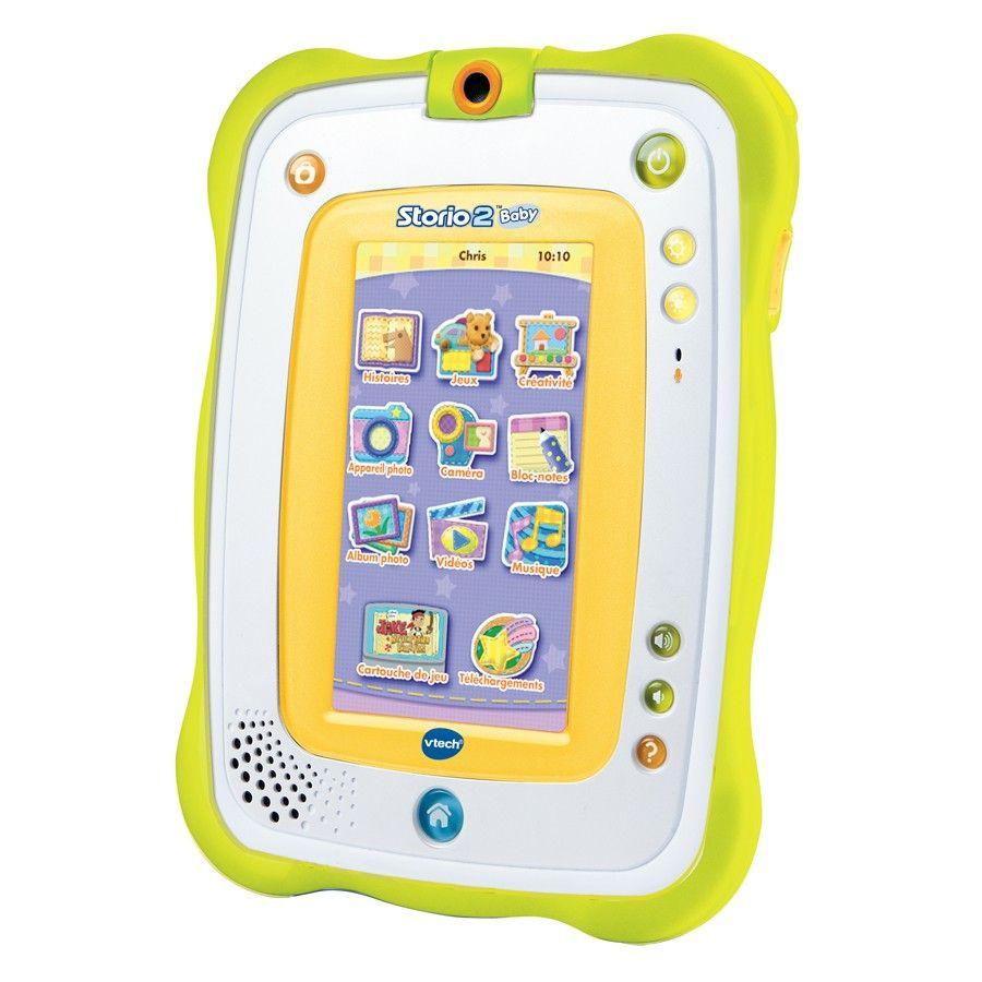 Tablette Storio 2 Baby Vtech : Avis Et Comparateur De Prix serapportantà Tablette Jeux 4 Ans