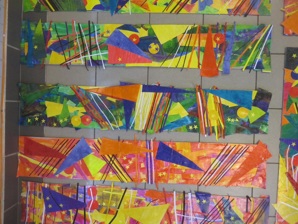 Technique De Création - Atelier Artistique intérieur Atelier Découpage Maternelle