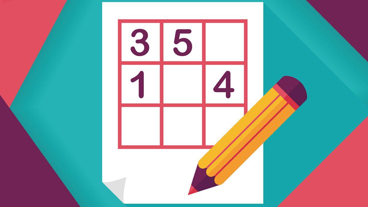 Tectonic, Encore Mieux Que Le Sudoku ? : Femme Actuelle Le Mag encequiconcerne Grille Sudoku Gratuite À Imprimer