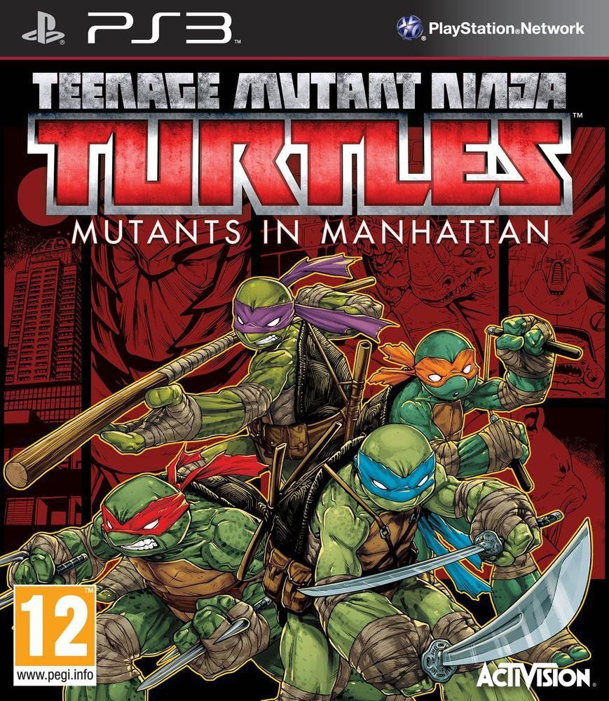 Teenage Mutant Ninja Turtles : Des Mutants À Manhattan concernant Jeux De Tortue Gratuit