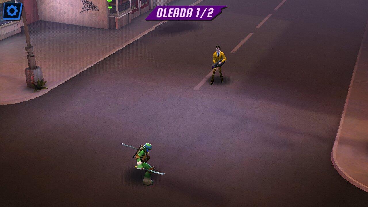 Teenage Mutant Ninja Turtles: Legends 1.12.1 - Télécharger à Jeux De Tortue Gratuit