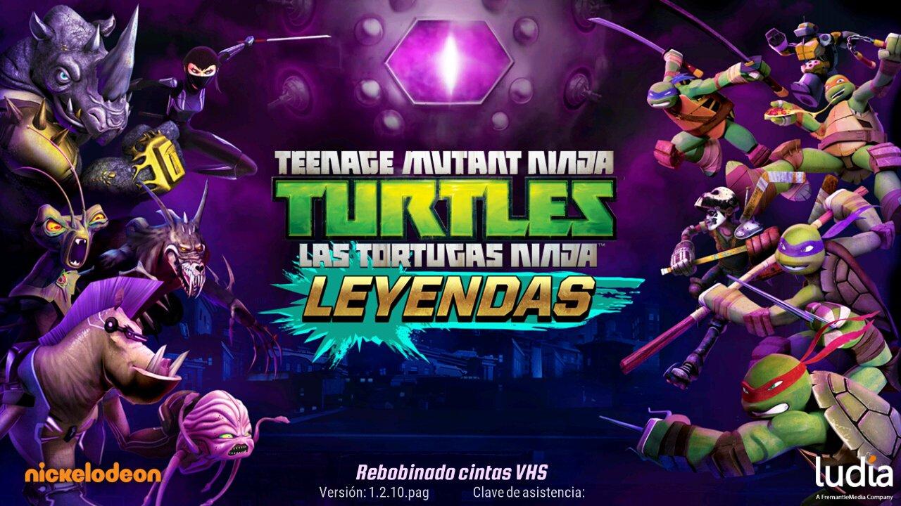 Teenage Mutant Ninja Turtles: Legends 1.12.1 - Télécharger intérieur Jeux De Tortue Gratuit