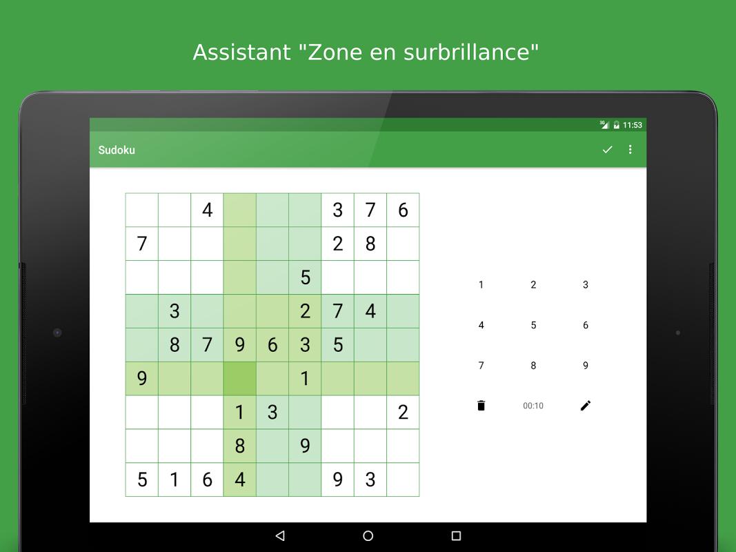Télécharger Apk Android Sudoku - Gratuit & Français2.2.1 concernant Sudoku Gratuit En Ligne Facile