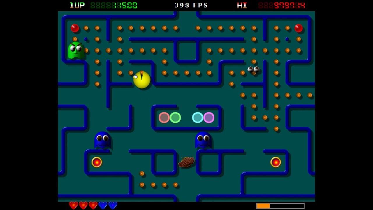 Télécharger Deluxe Pacman - Logithèque Pc Astuces concernant Jeux De Casse Brique Deluxe Gratuit