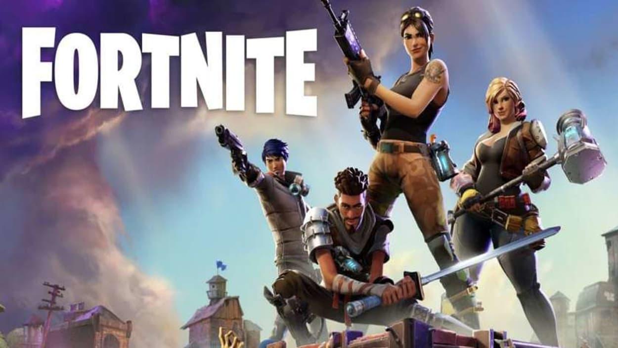 Télécharger Fortnite Pour Pc Gratuit (Windows) encequiconcerne Jeux Pour Telecharger Sur Pc