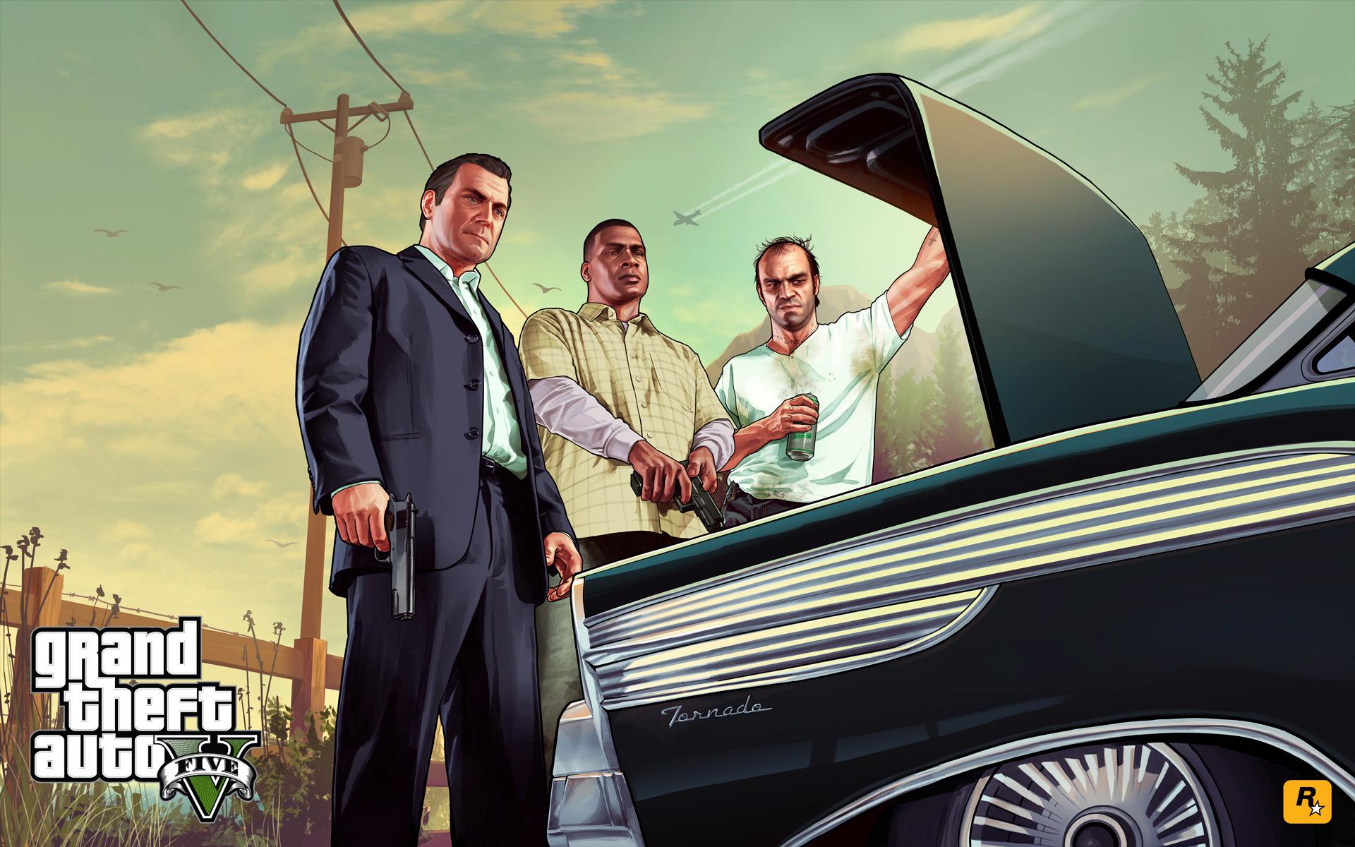 Telecharger Gta 5 Pc Gratuit | Télécharger Grand Theft Auto serapportantà Jeu A Telecharger Sur Pc Gratuit