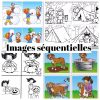Télécharger Images Séquentielles Pdf | Ortho Edition,noël tout Images Séquentielles À Imprimer