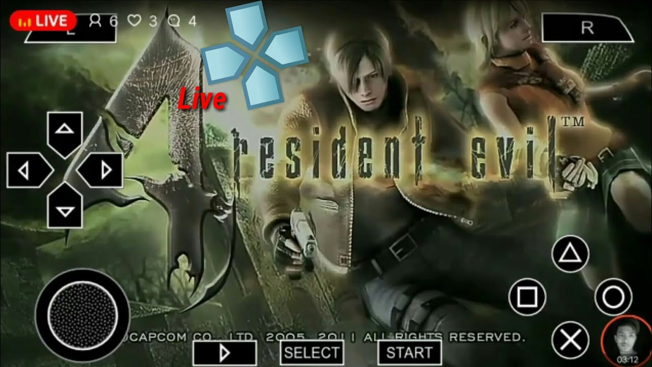 Telecharger Jeux Psp Gratuit Resident Evil 4 Psp Iso Tarak avec Jeux A Telecharger Pour Pc
