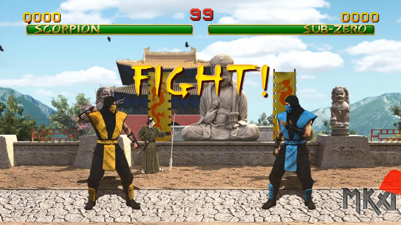 Telecharger Mortal Kombat 1 à Jeux Video Gratuit A Telecharger Pour Pc