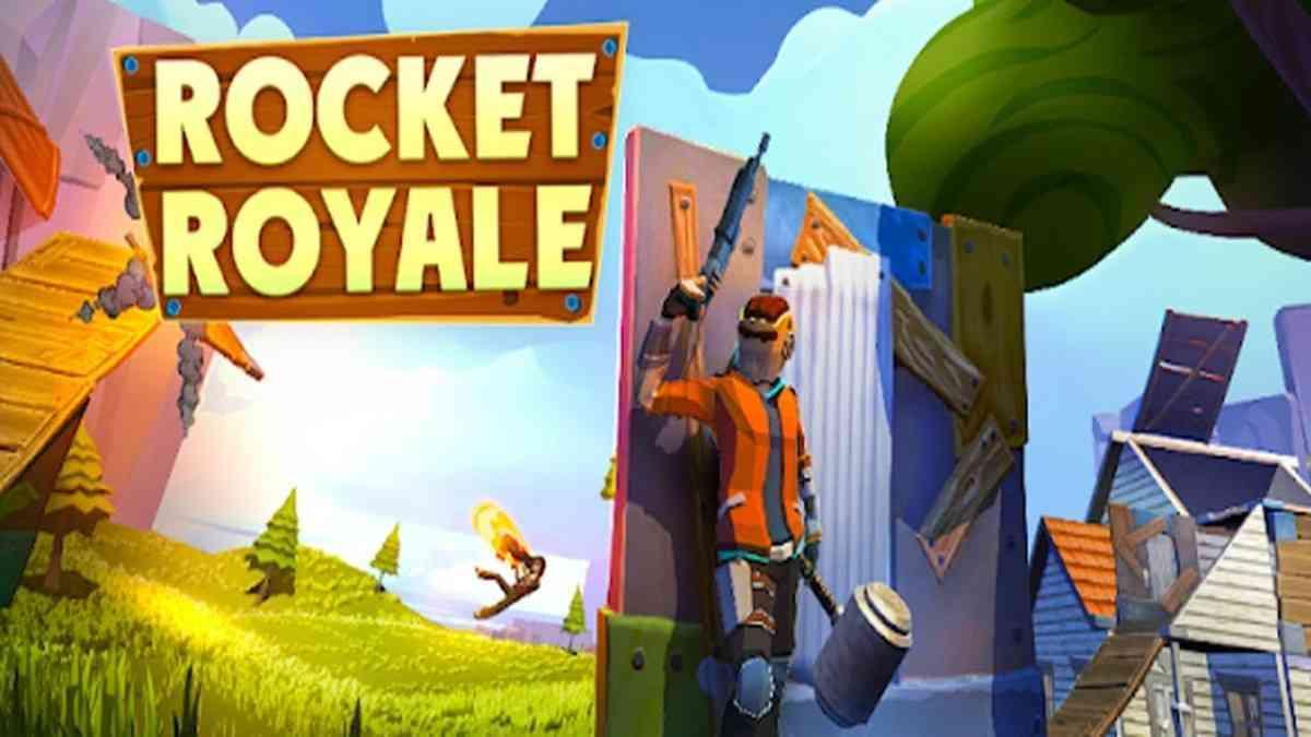 Télécharger Rocket Royale Pour Pc | Antibiolor intérieur Jeux A Telecharger Pour Pc