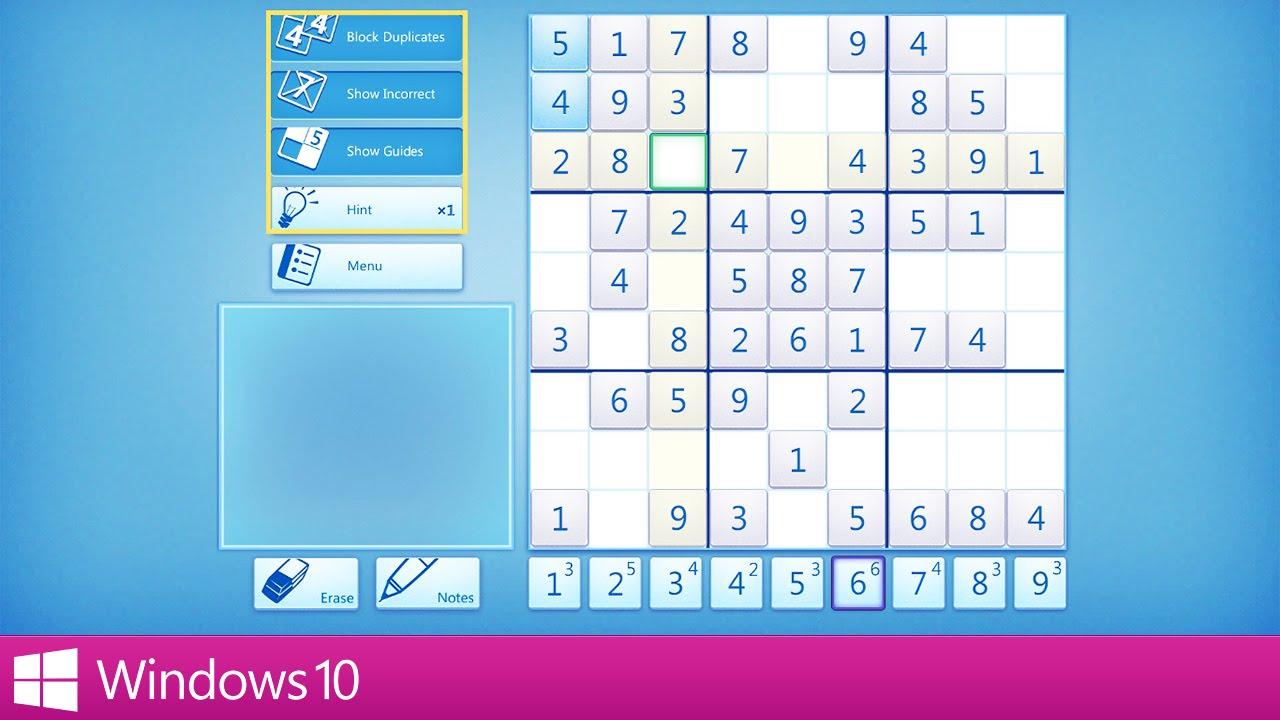 Télécharger Sudoku Gratuit • Télécharger Jeux Pc Gratuits concernant Telecharger Sudoku
