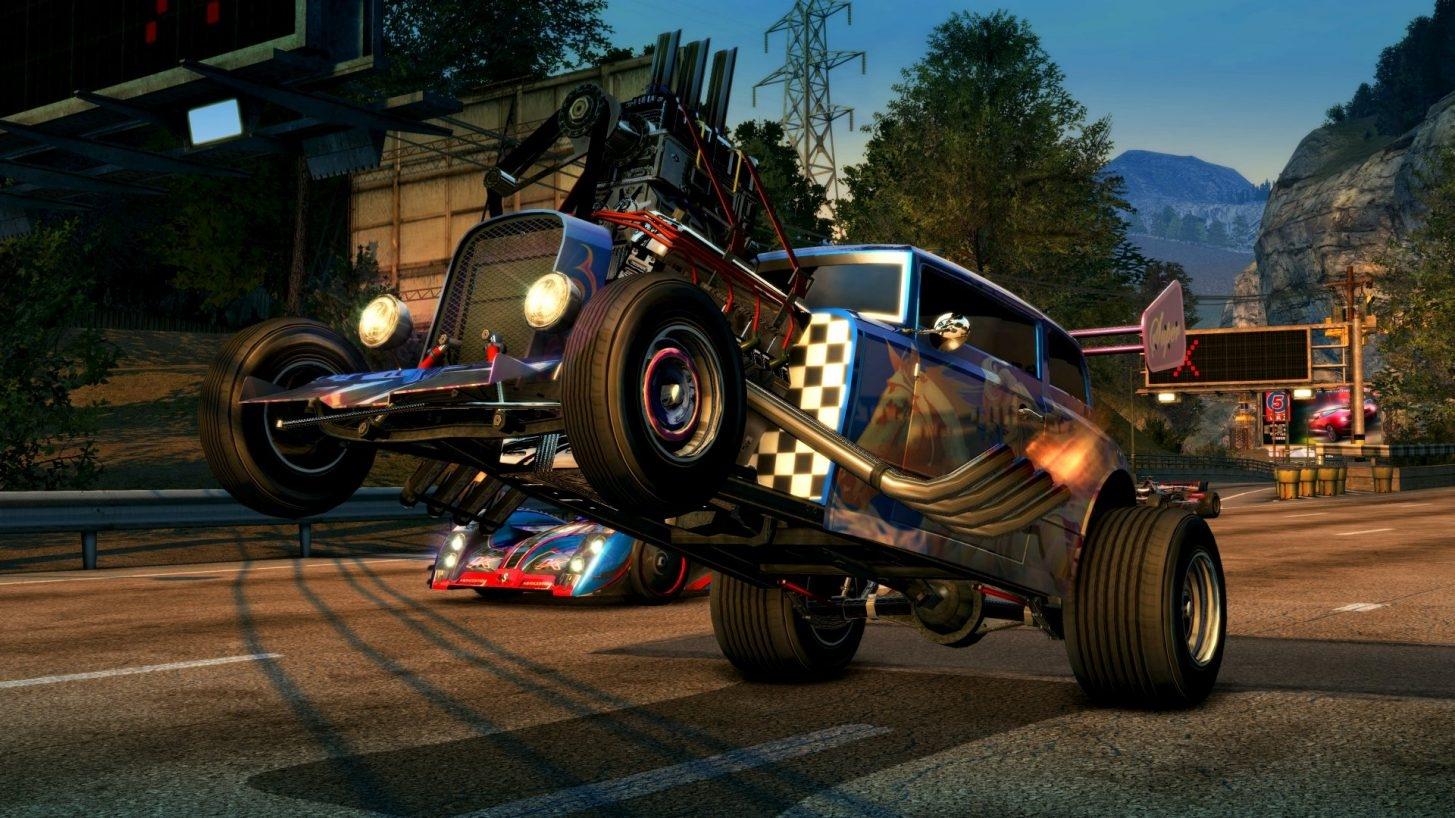 Test Burnout Paradise Remastered Sur Xbox One, Ps4 Et Pc dedans Jeux De Voiture Accident