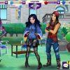 Test De L'application Disney Descendants Film Disney Channel intérieur Jeux De Descendants