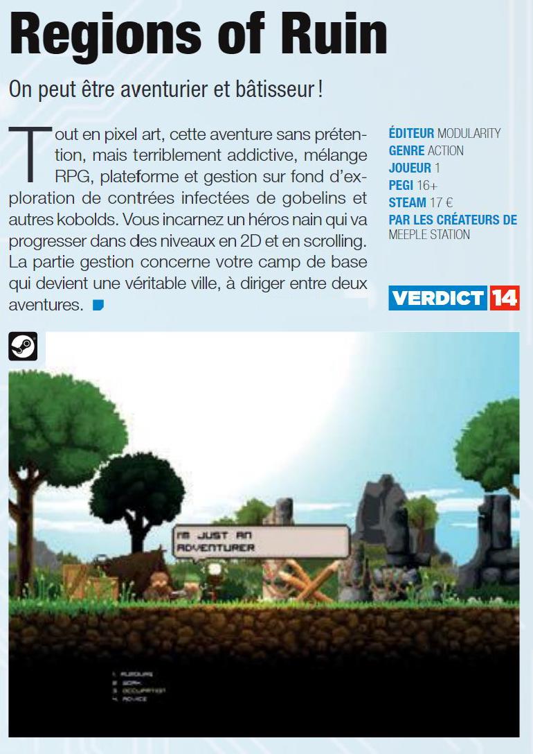 Test De Regions Of Ruin - Jeu Video Giga France - Jeu Video Giga destiné Jeu Sur Les Régions De France