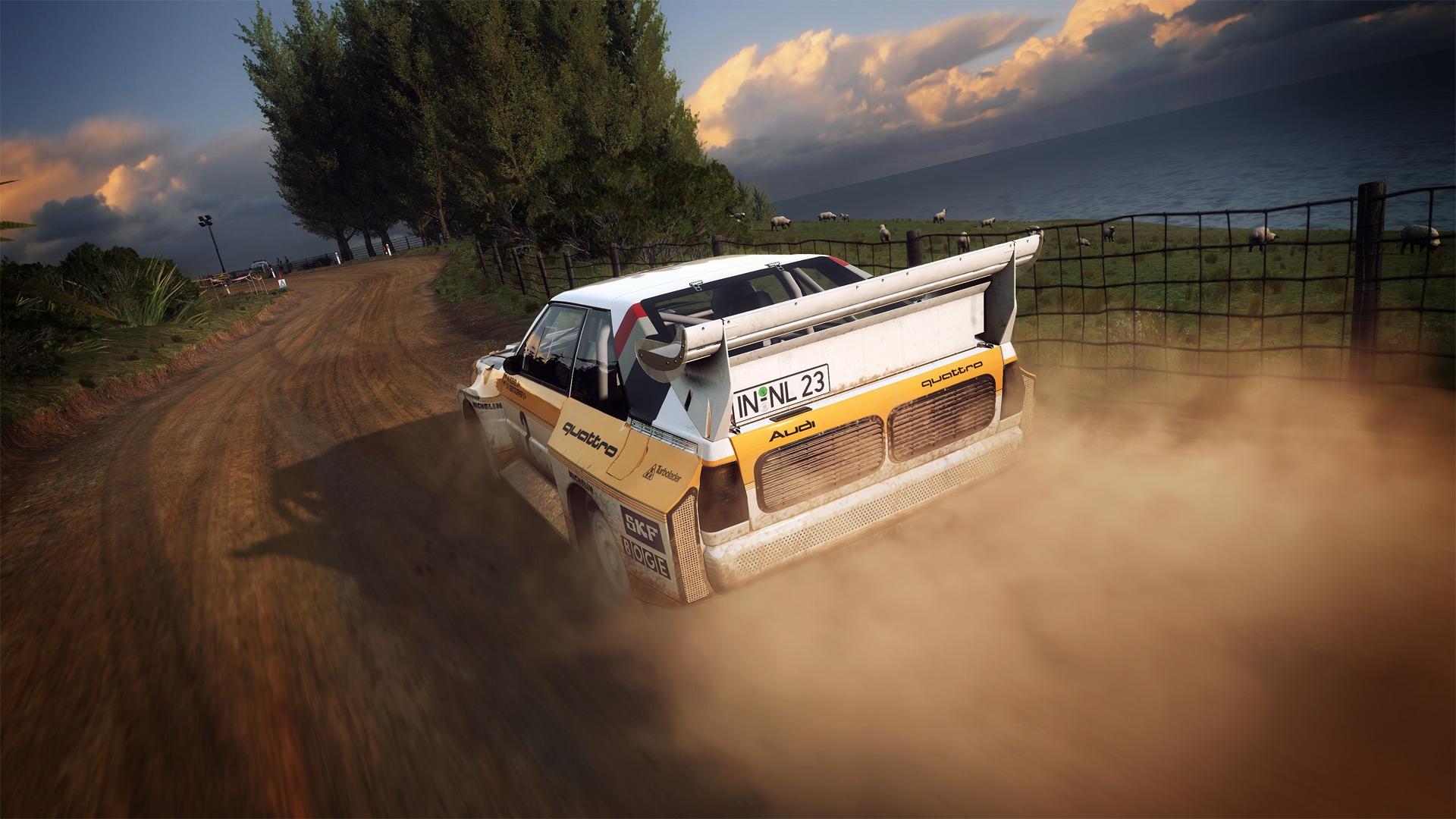 Test : Dirt Rally 2 à Jeux De Voiture Qui Joue À 2